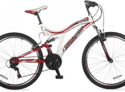 """Mountainbike: Stokvis Castello FS 26"""" – 46 cm"""