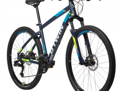 "B'twin MTB Rockrider 520 27.5"" XL : 1M80-1M95"
