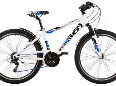 Aurelia - Fast 26 Inch 45 Cm Heren 21v V-brake Wit