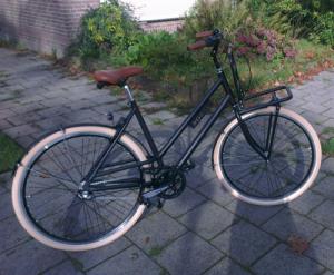 mountainbike assemblage stap 5