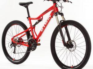"""B'twin MTB Rockrider 540 S rood 27.5"""" M"""