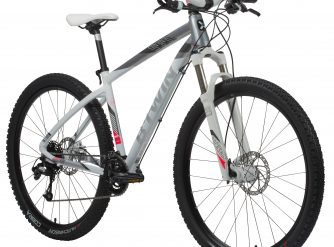 "B'twin MTB Rockrider 560 dames wit 27.5"" M"
