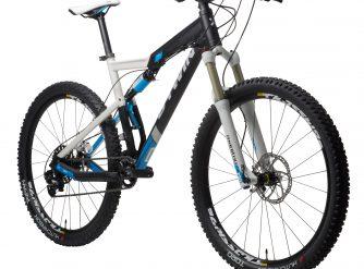 B'twin MTB Rockrider 740 S V2 wit M : 1M65-1M75